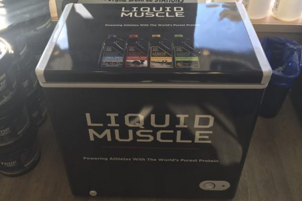 Liquid Muscle Freezer