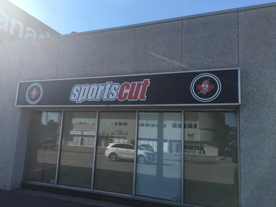 Sportscut - Outdoor Signage